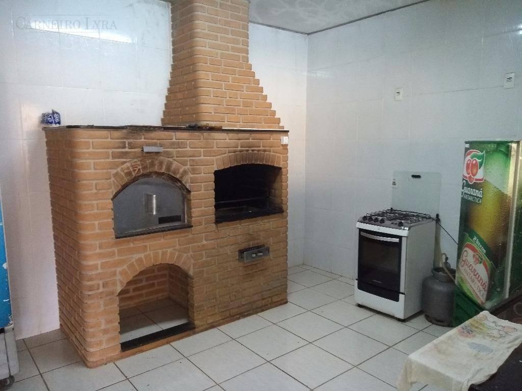 casa residencial à venda, jardim parati, jaú - ca0288. - ca0288