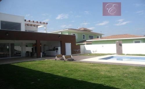 casa residencial à venda, jardim passárgada i, cotia. - ca0078
