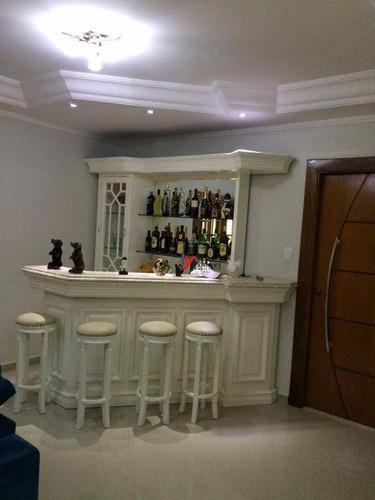 casa residencial à venda, jardim paulista, atibaia. - ca0024