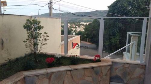 casa residencial à venda, jardim paulista, atibaia - ca0304. - ca0304