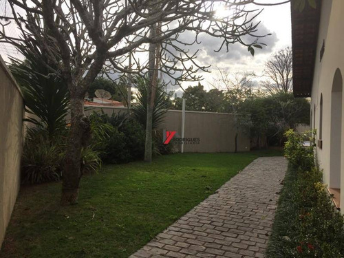 casa residencial à venda, jardim paulista, atibaia. - ca0934