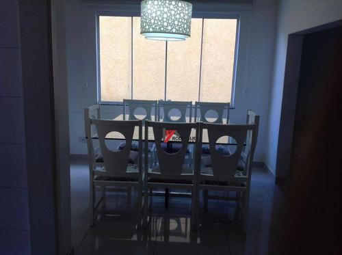 casa residencial à venda, jardim paulista, atibaia. - ca1201