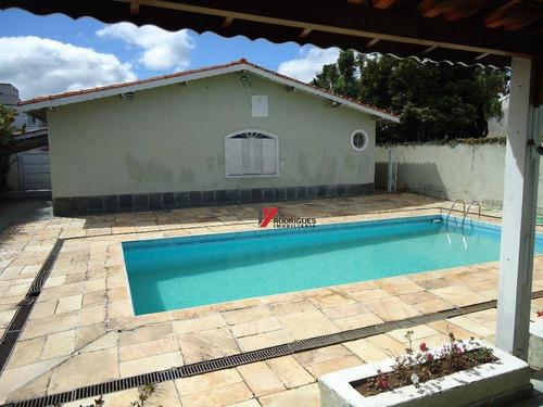 casa residencial à venda, jardim paulista, atibaia. - ca1210