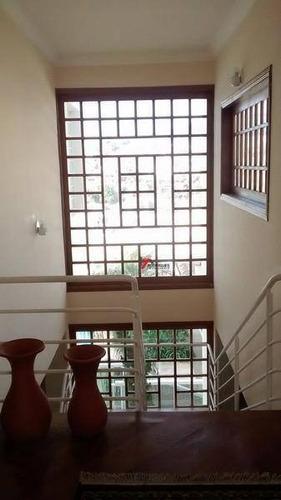 casa residencial à venda, jardim paulista, atibaia. - ca1225