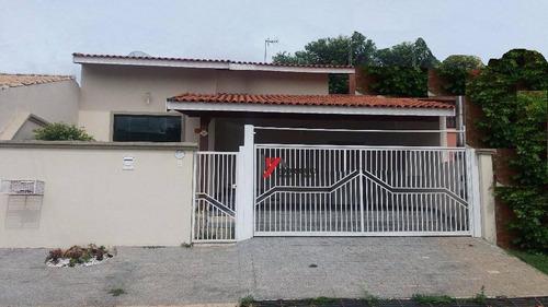 casa residencial à venda, jardim paulista, atibaia. - ca1242