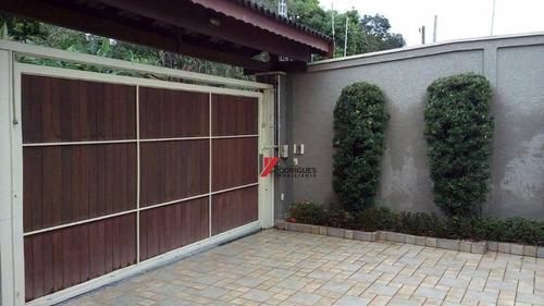 casa residencial à venda, jardim paulista, atibaia. - ca1384