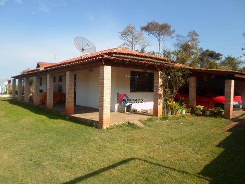 casa residencial à venda, jardim paulista, atibaia. - ca1434