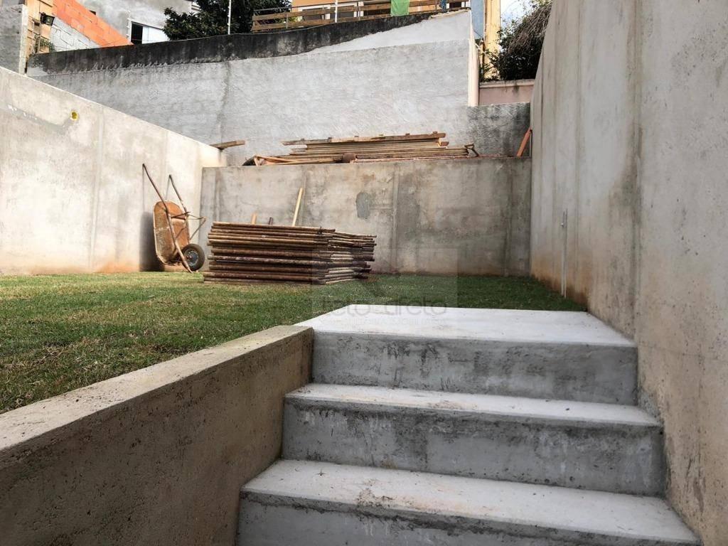 casa residencial à venda, jardim paulista, atibaia. - ca3199