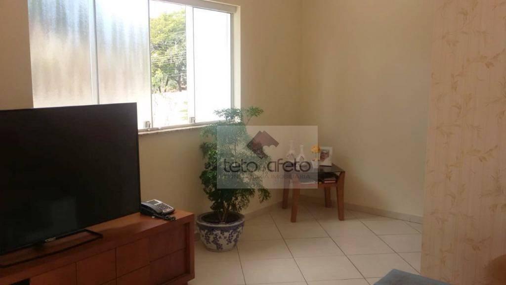 casa residencial à venda, jardim paulista, atibaia. - ca3204