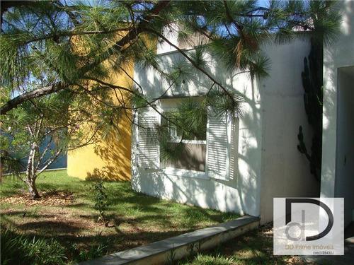 casa residencial à venda, jardim paulista i, vinhedo. - ca1599