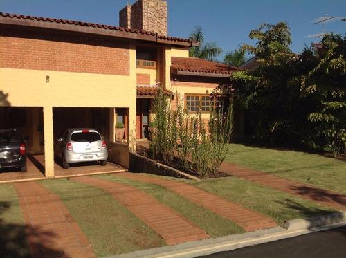 casa residencial à venda, jardim paulista i, vinhedo. - ca3594