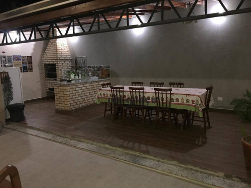casa residencial à venda, jardim paulista ii, itu. - ca5806