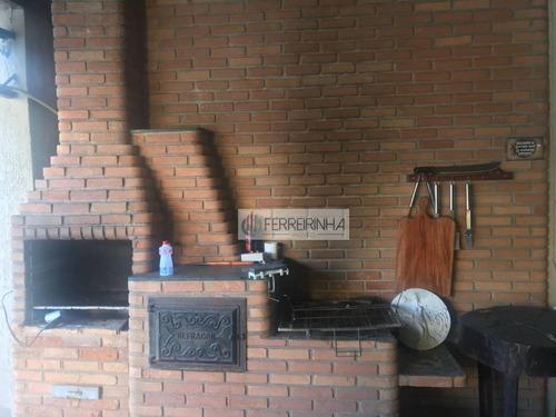casa residencial à venda, jardim paulista, são josé dos campos. - ca1349