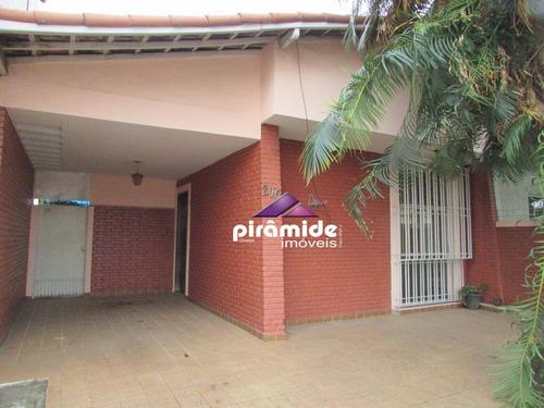 casa residencial à venda, jardim paulista, são josé dos campos - ca3969. - ca3969