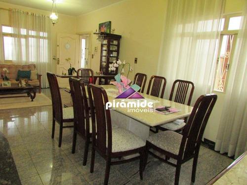 casa residencial à venda, jardim paulista, são josé dos campos - ca3970. - ca3970