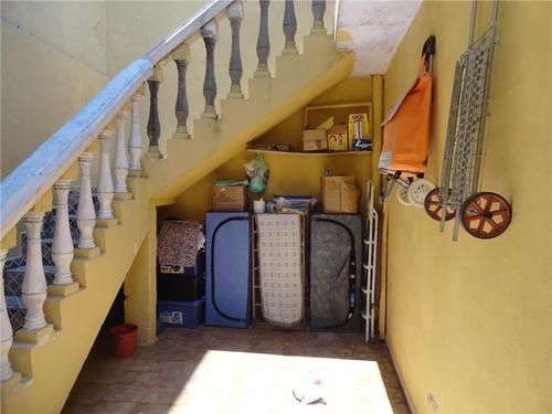 casa residencial à venda, jardim pedro josé nunes, são paulo. - ca0008