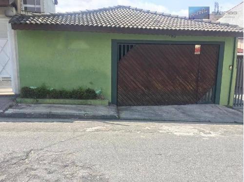 casa residencial à venda, jardim penha, são paulo. - ca0152