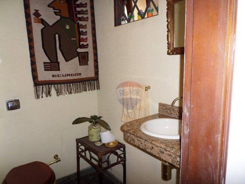 casa residencial à venda, jardim petrópolis, são paulo - ca0023. - ca0023