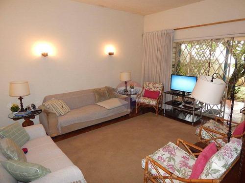 casa residencial à venda, jardim petrópolis, são paulo - ca0257. - ca0257