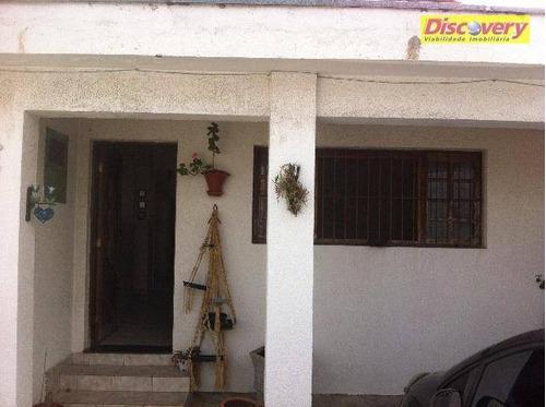casa  residencial à venda, jardim pinhal, guarulhos. - ca0187