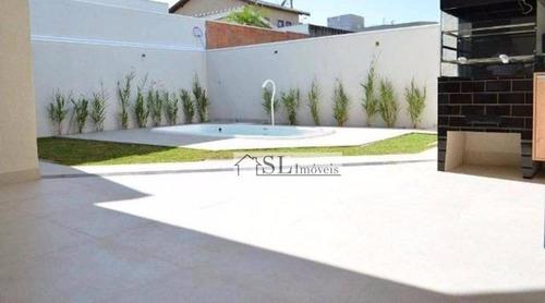 casa residencial à venda, jardim planalto, paulínia. - ca0215