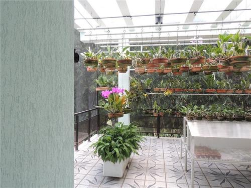 casa residencial à venda, jardim prudência, são paulo - ca1521. - ca1521