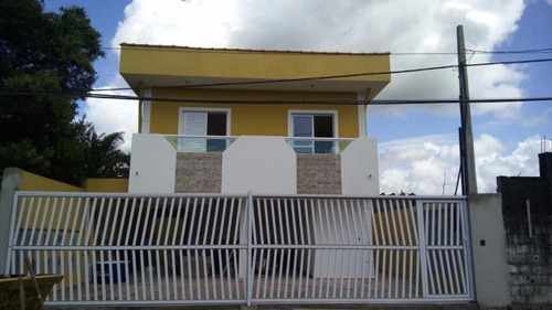 casa residencial à venda, jardim quietude, praia grande. - ca0223