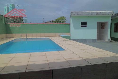 casa residencial à venda, jardim real, praia grande. - ca0207