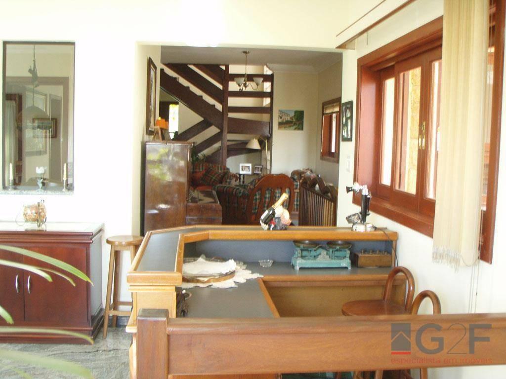 casa residencial à venda, jardim recanto, valinhos. - ca0209