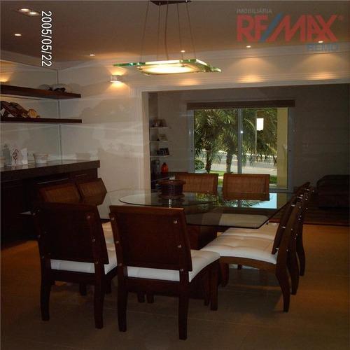casa residencial à venda, jardim recanto, valinhos. - ca3260