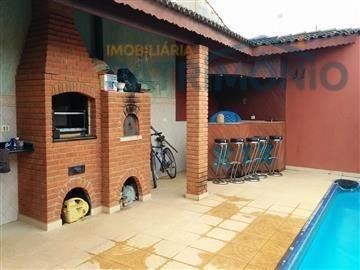 casa  residencial à venda, jardim santa bárbara, atibaia. - ca0274