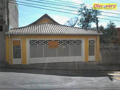 casa  residencial à venda, jardim santa beatriz, guarulhos. - ca0195