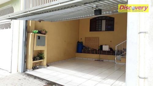 casa residencial à venda, jardim santa cecília, guarulhos. - ca0272