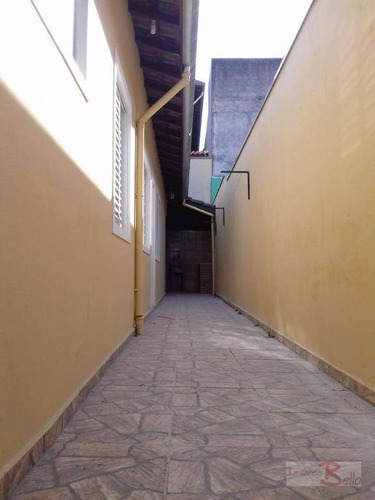 casa residencial à venda, jardim santa filomena, itatiba. - ca0818