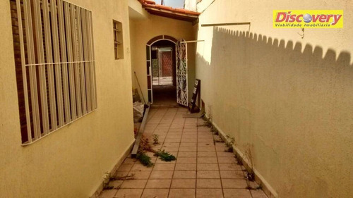 casa residencial à venda, jardim santa mena, guarulhos. - ca0271