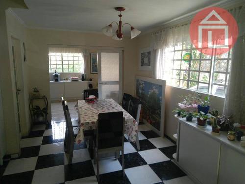 casa residencial à venda, jardim santa rita de cássia, bragança paulista. - ca1791