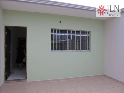 casa residencial à venda, jardim santa tereza, itanhaém. - ca0058