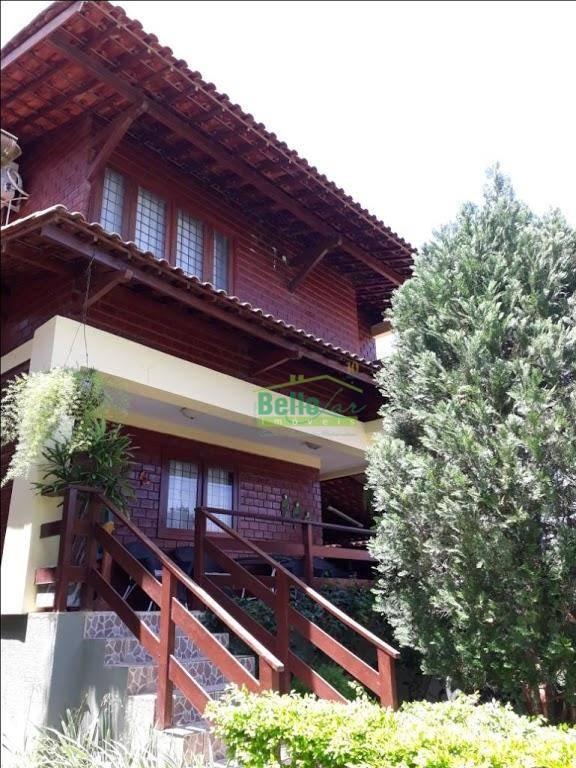 casa residencial à venda, jardim santana, gravatá. - ca0139