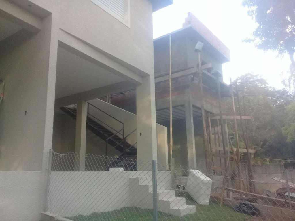 casa residencial à venda, jardim santo antônio, atibaia. - ca0084