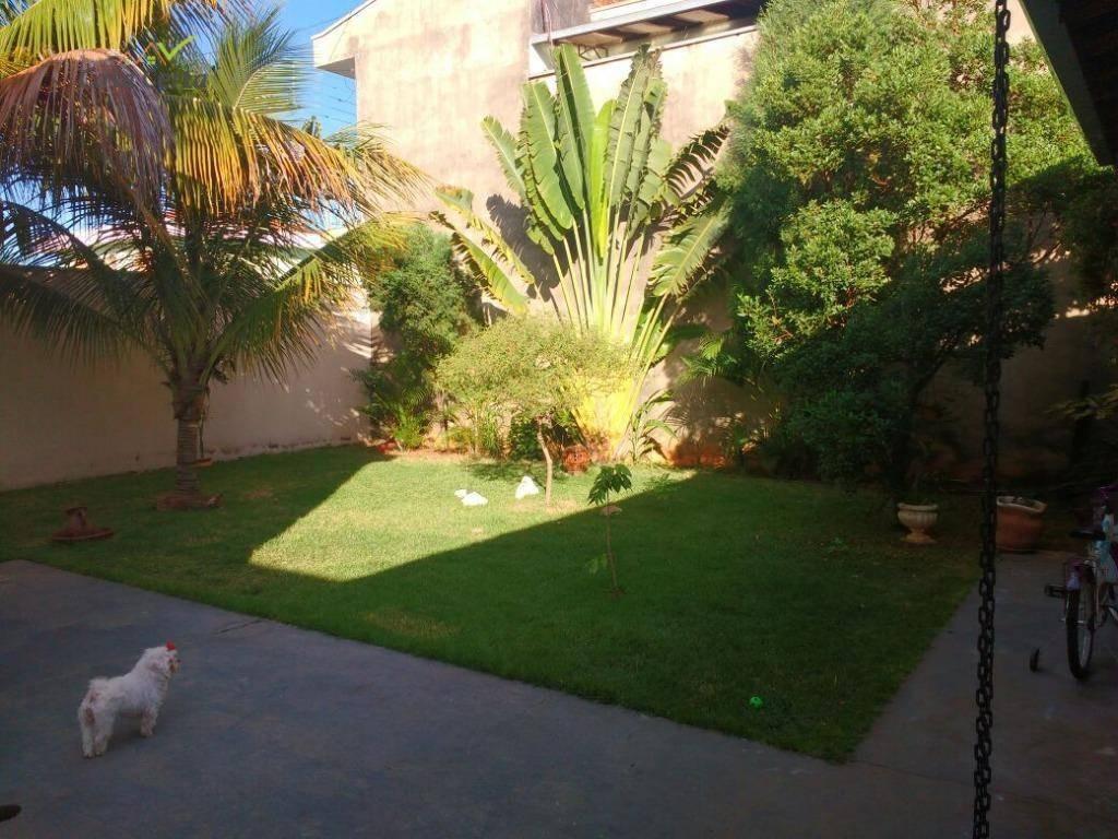 casa residencial à venda, jardim santo antônio, mogi guaçu. - ca0143