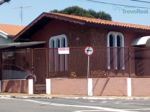 casa residencial à venda, jardim santo antônio, valinhos. - ca1263