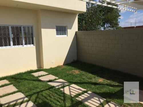 casa residencial à venda, jardim santo antonio, franco da rocha. - ca0168