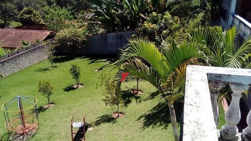 casa residencial à venda, jardim shangri-lá, atibaia. - ca1216
