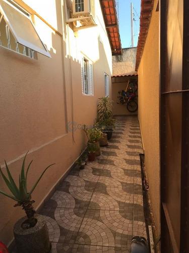 casa residencial à venda, jardim simus, sorocaba. - ca5609