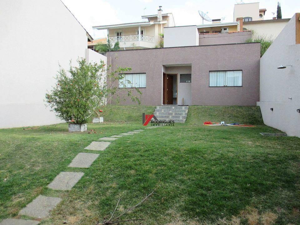 casa  residencial à venda, jardim siriema, atibaia. - ca0763