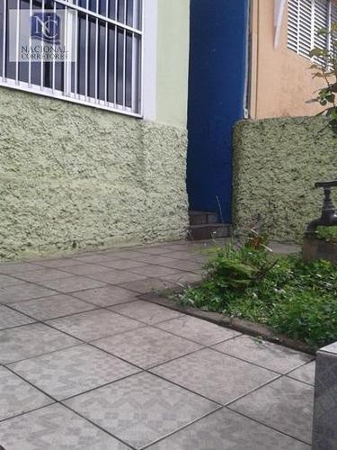 casa  residencial à venda, jardim sônia maria, mauá. - ca0618
