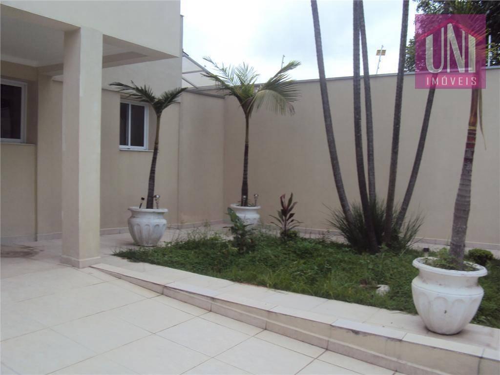 casa  residencial à venda, jardim são caetano, são caetano do sul. - ca0012