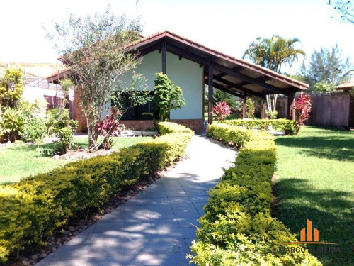 casa residencial à venda, jardim são fernando, itanhaém. - ca0137