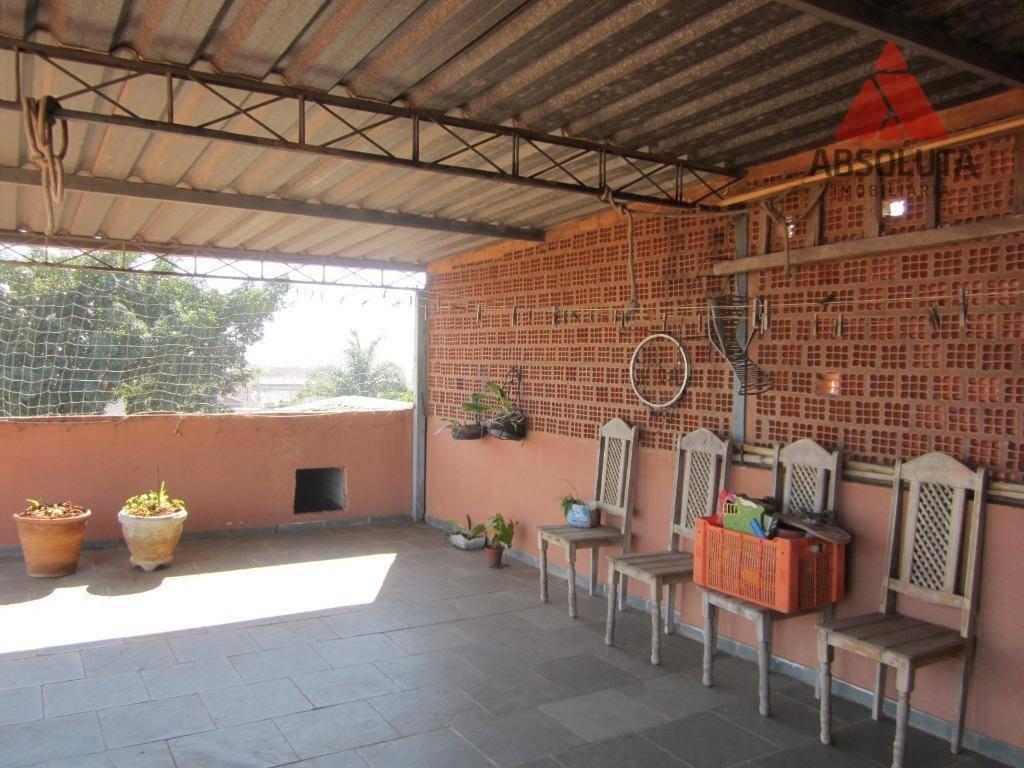 casa residencial à venda, jardim são fernando, santa bárbara d'oeste - ca2003. - ca2003