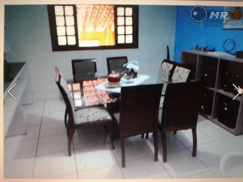 casa  residencial à venda, jardim são judas tadeu, campinas. - ca0202